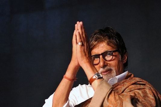 File photo of actor Amitabh Bachchan. (Getty Images)