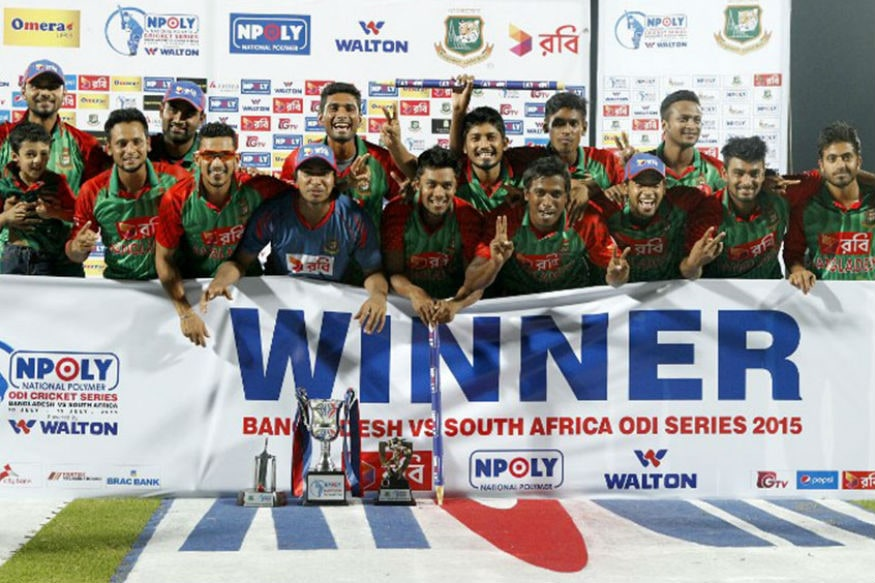 15th July 2015: Bangladesh Record Maiden ODI Series Victory over South