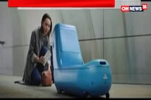 Watch: Airline Hires Robot to Guide Passengers