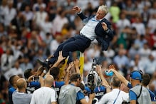 Deschamps Keen to Lead France into 2022 World Cup