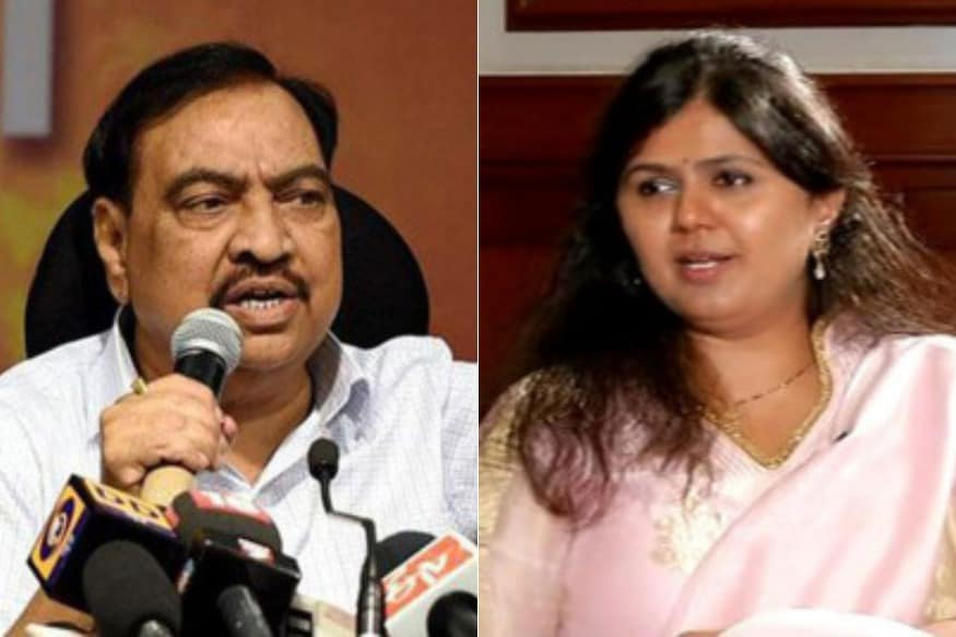 Pankaja Munde, Eknath Khadse Play OBC Card to Challenge Fadnavis as Maha Drama Exposes Chinks in BJP Armour