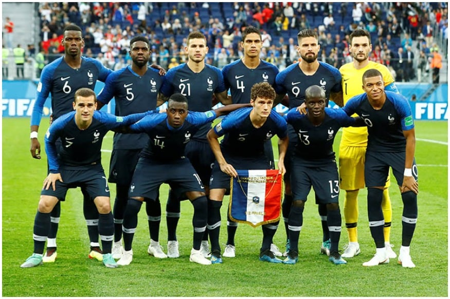 World Cup win gives France new set of heroes, needed boost