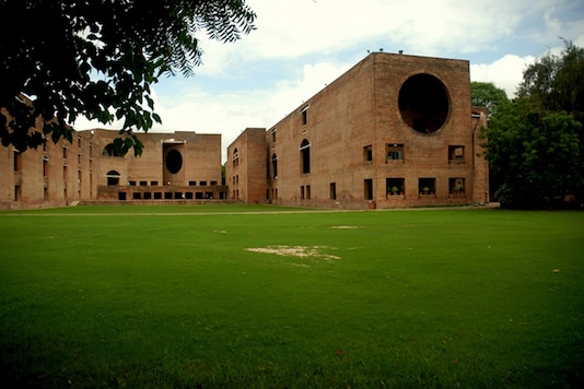 File image of IIM Ahmedabad building. (Photo: iimahd.ernet.in)