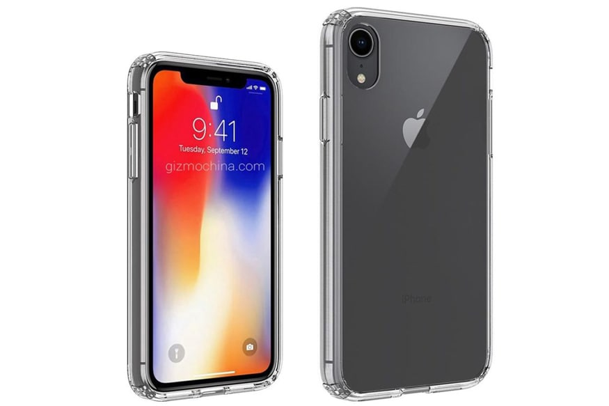Apple iPhone 9 Case Renders Show Notch Display And Single Rear Camera
