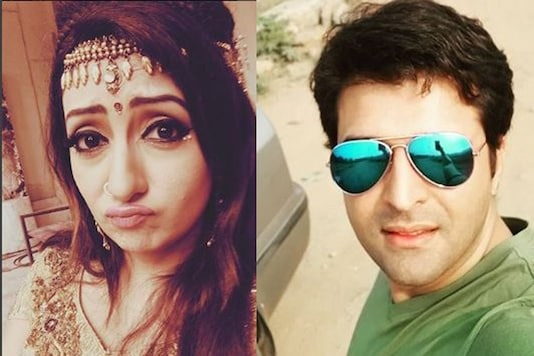 Image: Official Instagram account of Juhi Parmar and Sachin Shroff