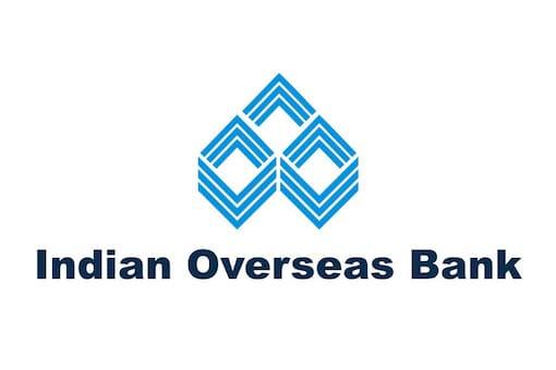 Logo of Indian Overseas Bank