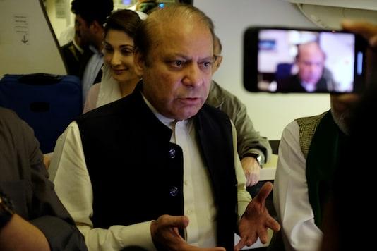 File photo of  Nawaz Sharif. (Reuters)