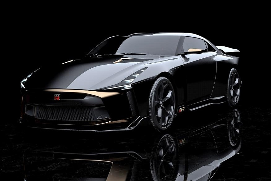 nissan gt r50 to hit production lines will be limited to 50 units news18. Black Bedroom Furniture Sets. Home Design Ideas