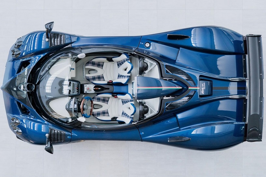 Pagani Zonda Hp Barchetta Is The Most Expensive New Car Ever Sold At