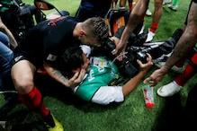 FIFA World Cup 2018: An AFP Photographer's Up-close Take on Croatia's World Cup Joy