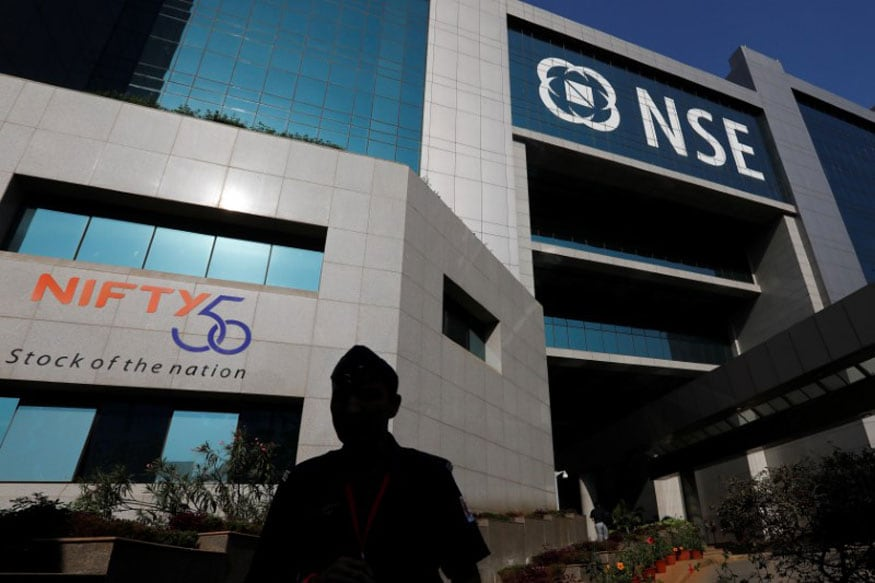 Sensex Tanks over 450 pts; Nifty Below