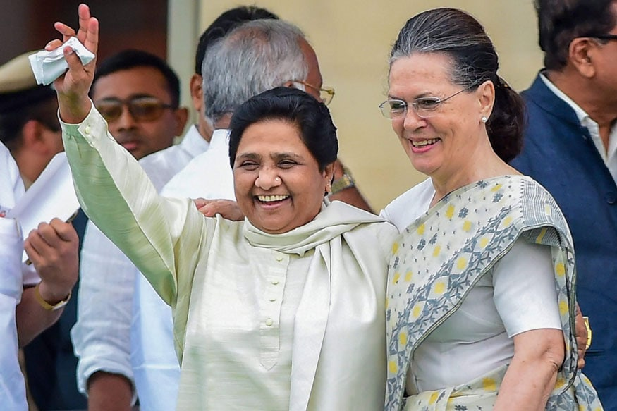 Mayawati Removes BSP Leader Who Said Rahul Gandhi Can't be PM as His Mother is a Foreigner