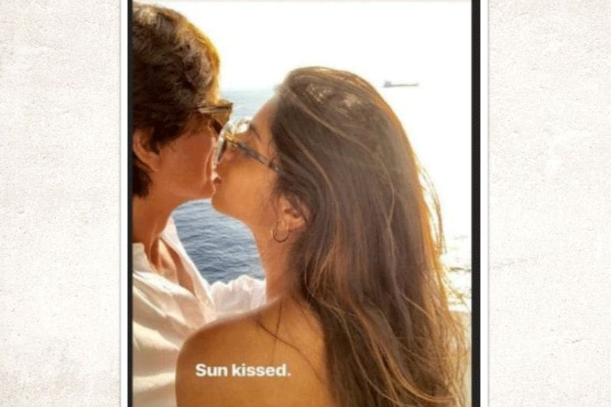 (Photo: Shah Rukh Khan Instagram Stories)