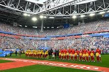 Belgium vs England - FIFA World Cup 2018 Third-Fourth Play-off