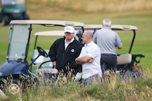 Donald Trump's Stay at His Scotland Resort Cost US Tax Payers $77,000: Report
