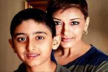 Sonali Bendre Shares Emotional Picture With Son