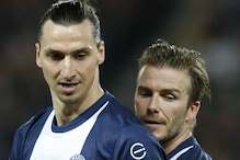 Ibrahimovic and Beckham Set 'Friendly Wager' on Sweden vs England. What's at Stake