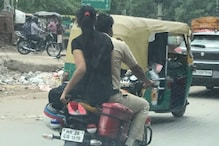 Gurugram Police Sends e-Challan to Police Officer Riding Motorcycle Without Helmet After Twitter Complaint