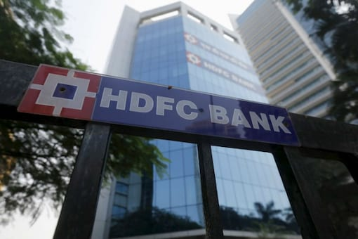 File photo of the headquarters of HDFC bank in Mumbai. (Image Source: Reuters)