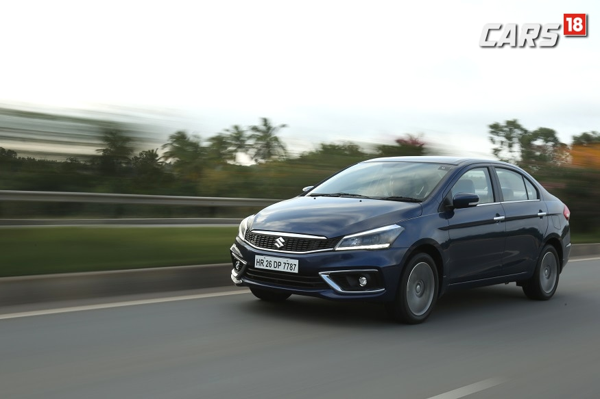 2018 Maruti Suzuki Ciaz Recalled in India Due to Faulty Speedometer Assembly thumbnail
