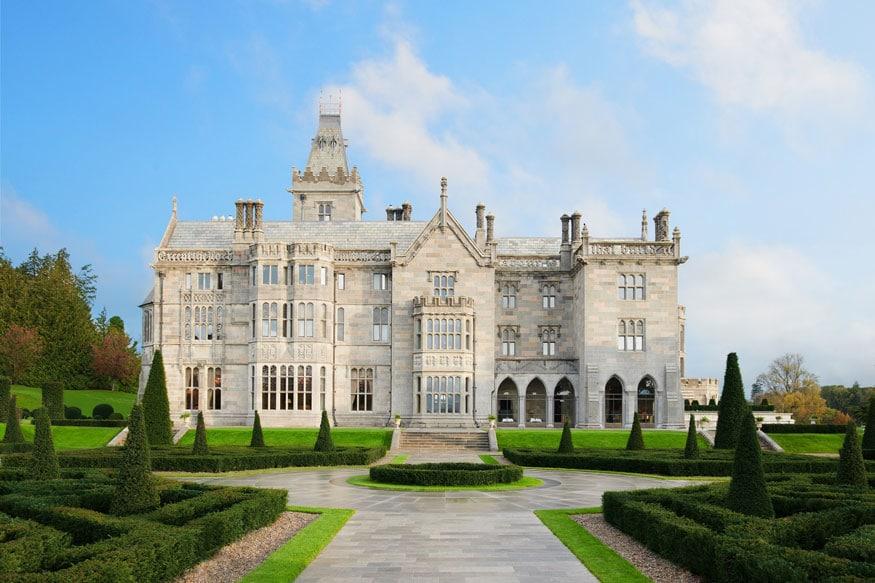18th-century Castle in Limerick Bags Best Luxury Hotel Title
