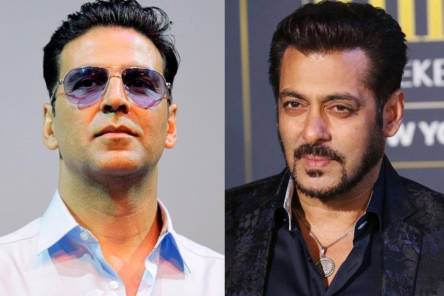 Akshay Kumar Hilariously Trolls Salman Khan for Upcoming Movie Title Kabhi  Eid Kabhi Diwali