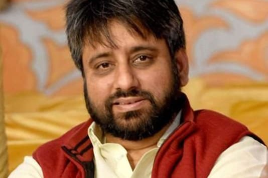 File photo of Amanatullah Khan.
