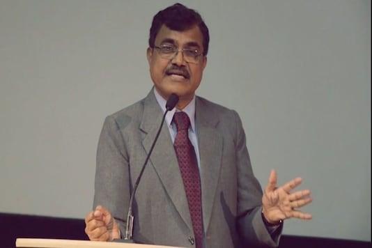 File photo of Anand Teltumbde. (Image courtesy: YouTube)