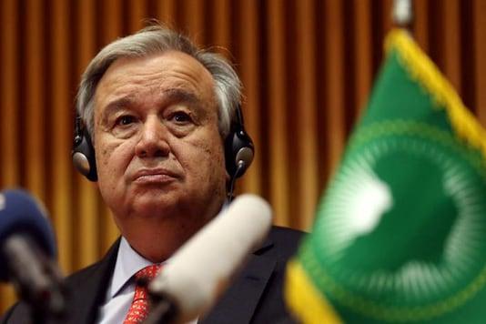 U.N. Secretary General Antonio Guterres. (Image: Reuters)