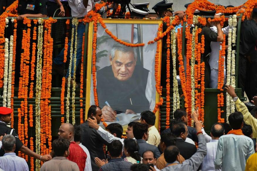 BJP Corporators Thrash MIM Man For Opposing Tribute to Atal Bihari