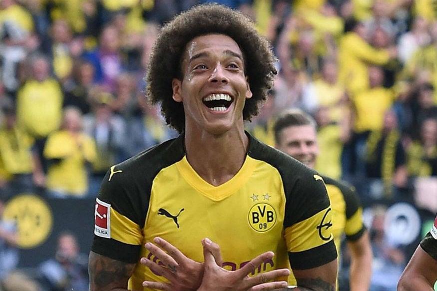 Gelandang Dortmund Ini Kagumi Kualitas Milik Axel Witsel