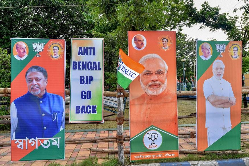 TMC, BJP Engage in Slugfest After Bust of Former Bengal CM BC Roy Vandalised in Burdwan