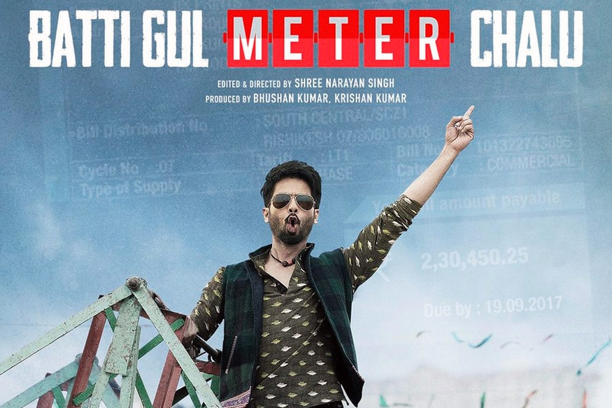 Batti Gul Meter Chalu Movie Review: Shahid Kapoor Film Has a Stretched Second Half