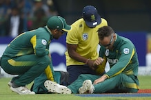 Faf Du Plessis Ruled Out of Remainder of Sri Lanka Tour