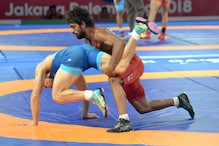 Asian Games 2018 Day One: Bajrang Punia Gets India's First Gold in Style