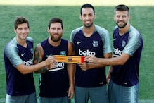 Lionel Messi to Lead Barcelona in Spanish Super Cup in Morocco