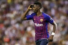 Ousmane Dembele, Antoine Griezmann Give Barcelona and Atletico Narrow Wins in La Liga