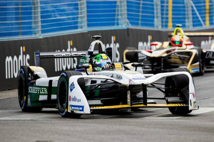 Formula E Electric Race Cars Being Put Up For At A Price Of