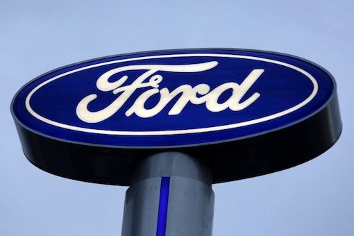 Ford logo (Image: Reuters)