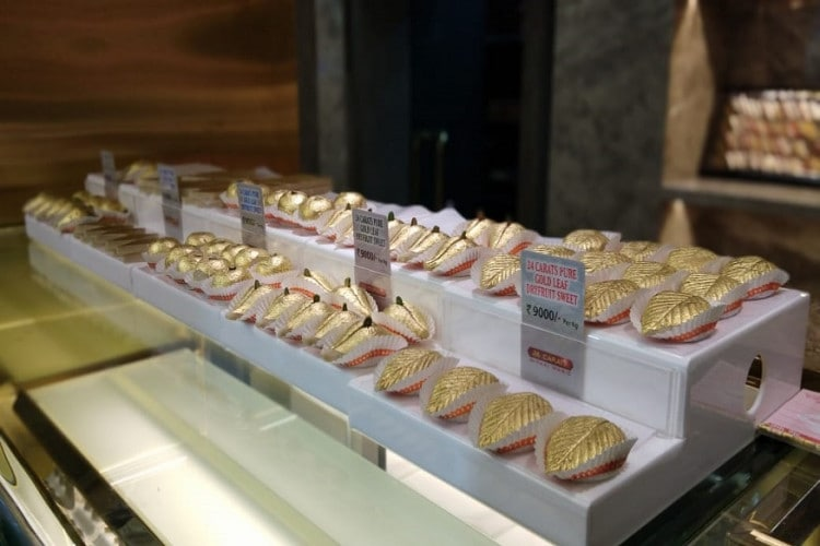 This Raksha Bandhan, Gujarat Shop is Selling Actual Gold