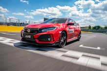 Honda Sets Five New Lap Records with Civic Type R Challenge