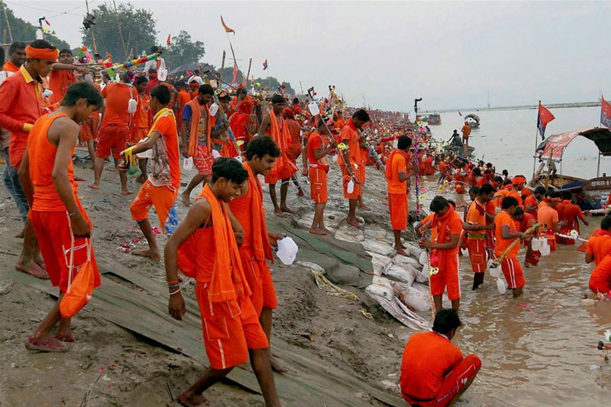 Kanwar Yatra 2019: All You Need to Know about the Auspicious