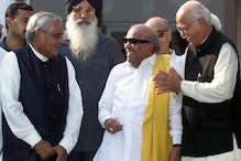 M Karunanidhi With Prominent Leaders of Indian Politics