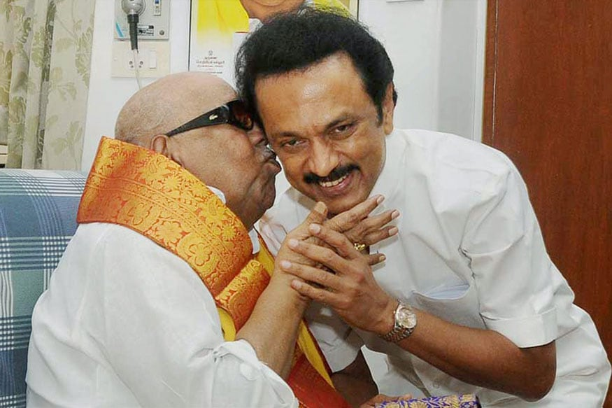 M.K.Stalin to Attend Opposition Parties Meeting Hosted by