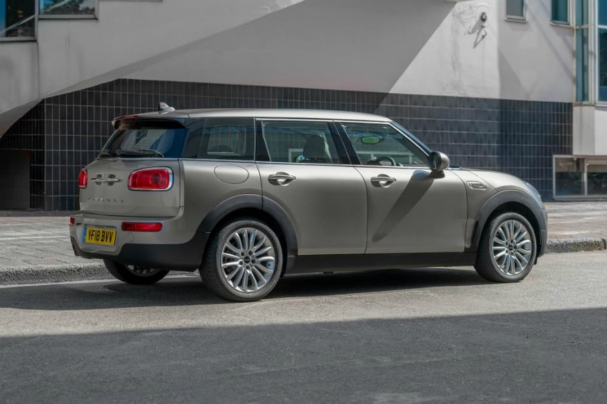 Mini Clubman City. (Image: AFP Relaxnews)
