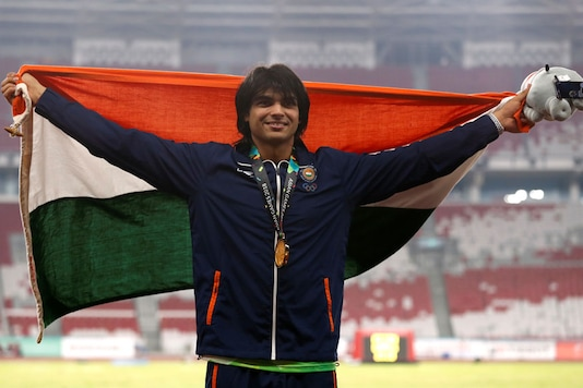 Neeraj Chopra (Photo Credit: Reuters)