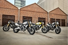 Ducati Scrambler 1100 Launched in India for Rs 10.91 Lakh