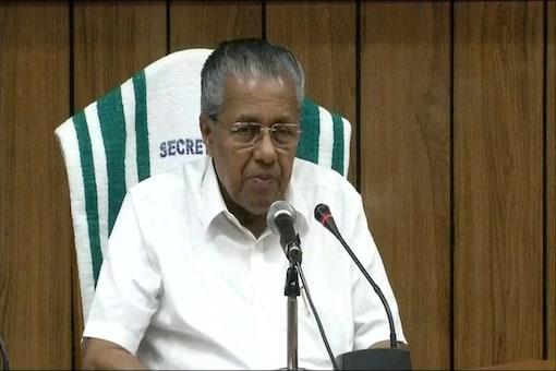 File photo of Chief Minister Pinarayi Vijayan.