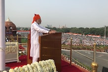 Narendra Modi Quotes Subramania Bharati in I-Day Speech, Ends on Poetic Note