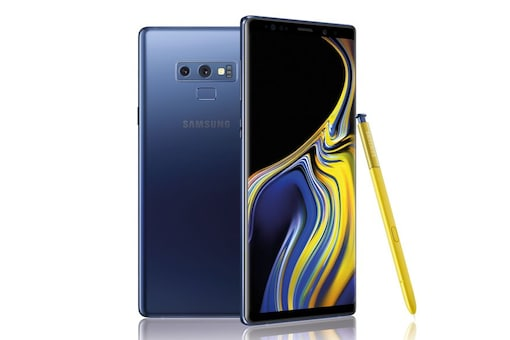 Samsung Galaxy Note 9 (Image for Representation)